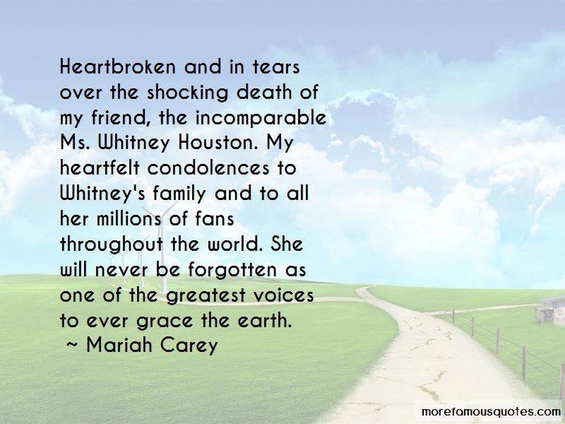 Death And Condolences Quotes
