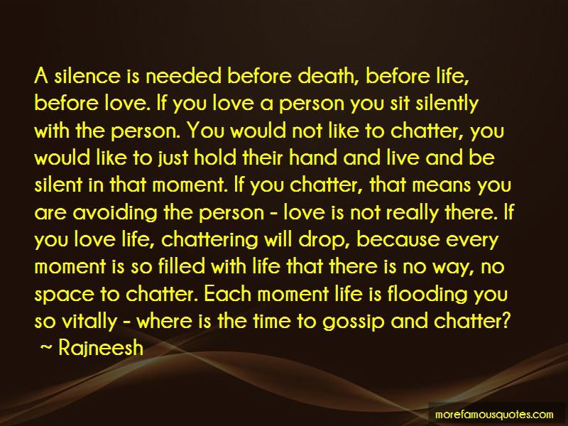 Death Before Life Quotes