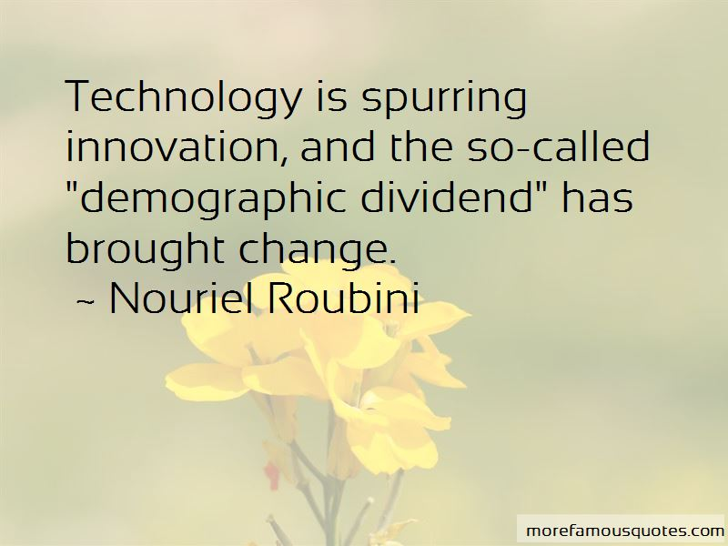 Demographic Dividend Quotes Pictures 4
