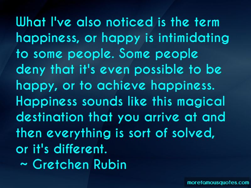 Deny Happiness Quotes Pictures 4