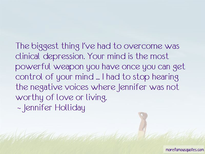 Depression Overcome Quotes Top 13 Quotes About Depression Overcome