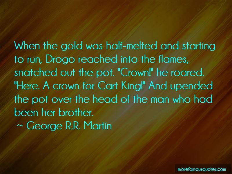 Drogo Quotes