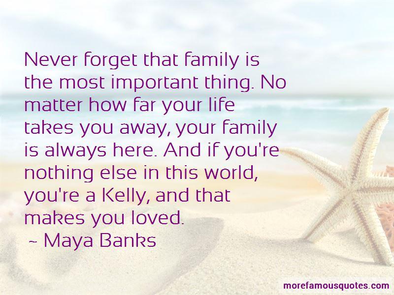 E M Kelly Quotes