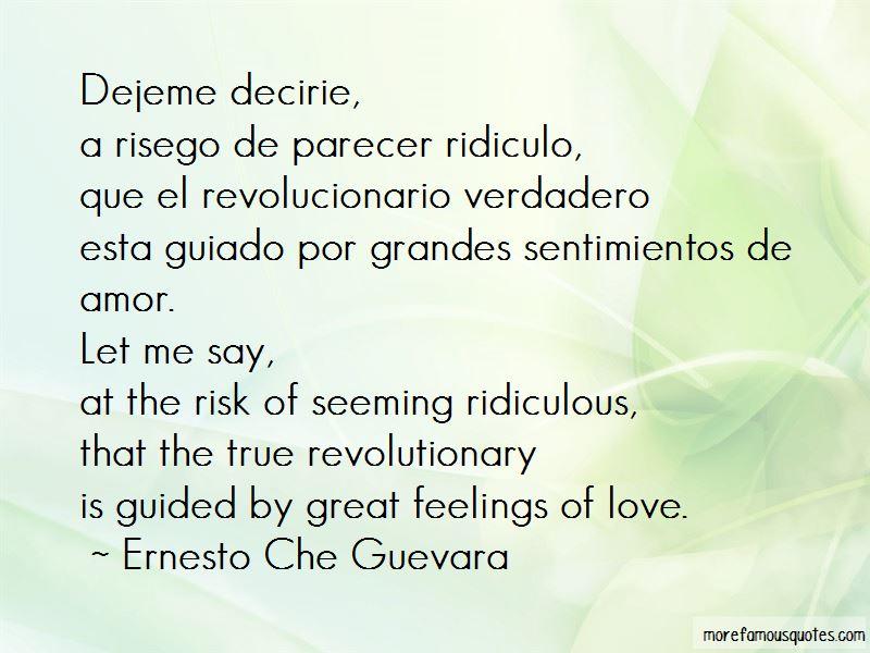 El Amor Verdadero Quotes