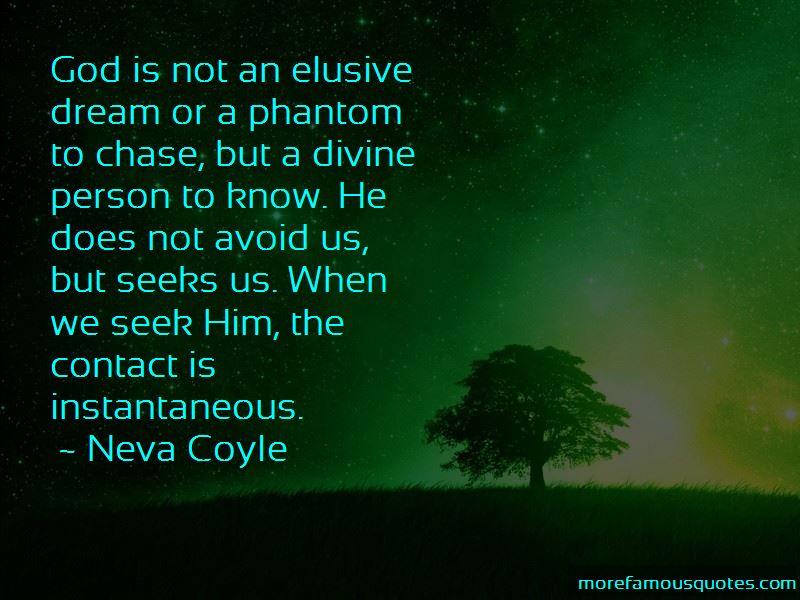 Elusive Dream Quotes