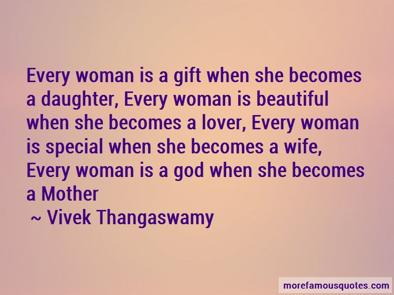 Special woman quotes
