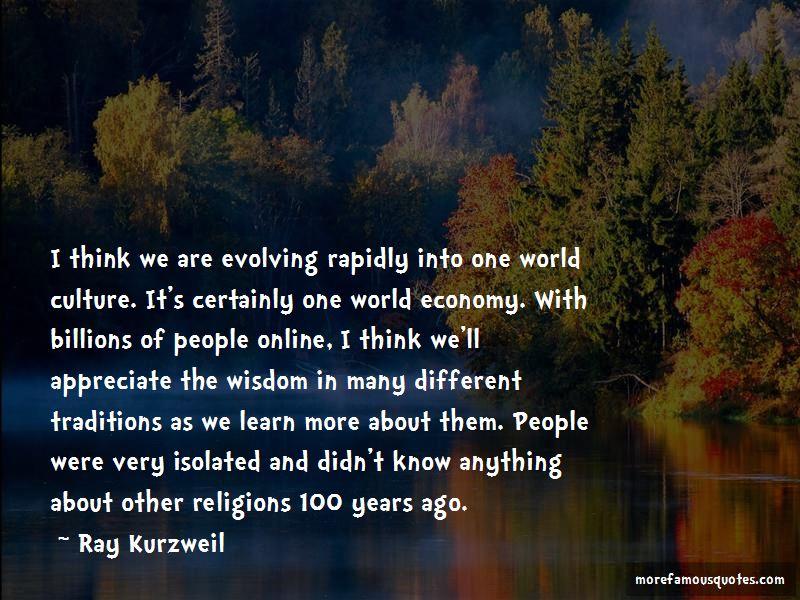 Evolving Wisdom Quotes