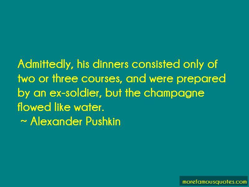 Ex Soldier Quotes