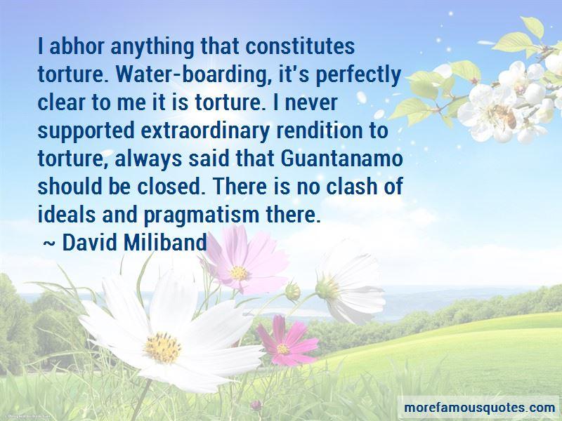 Extraordinary Rendition Quotes