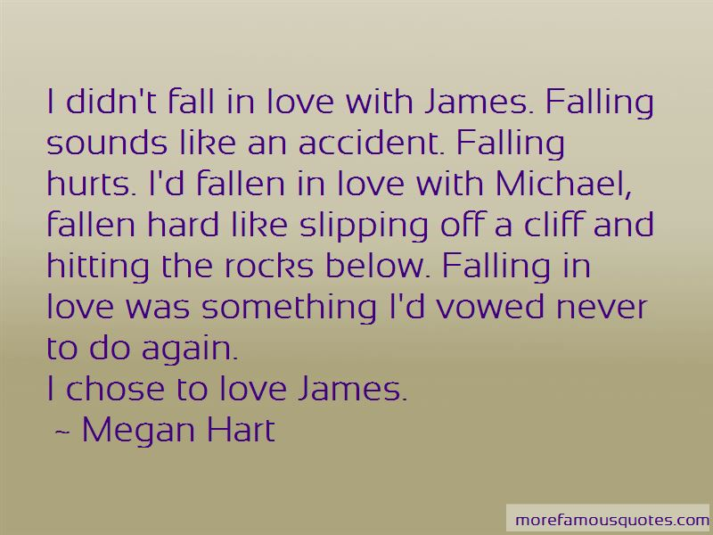 Falling In Love By Accident Quotes