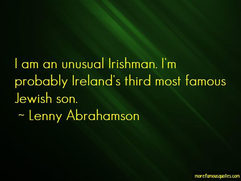 Famous Irishman Quotes Pictures 2