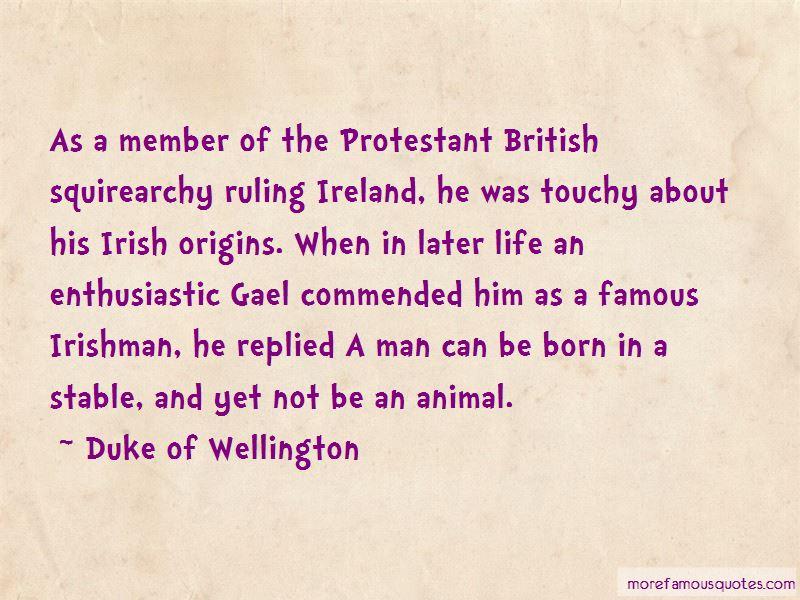 Famous Irishman Quotes