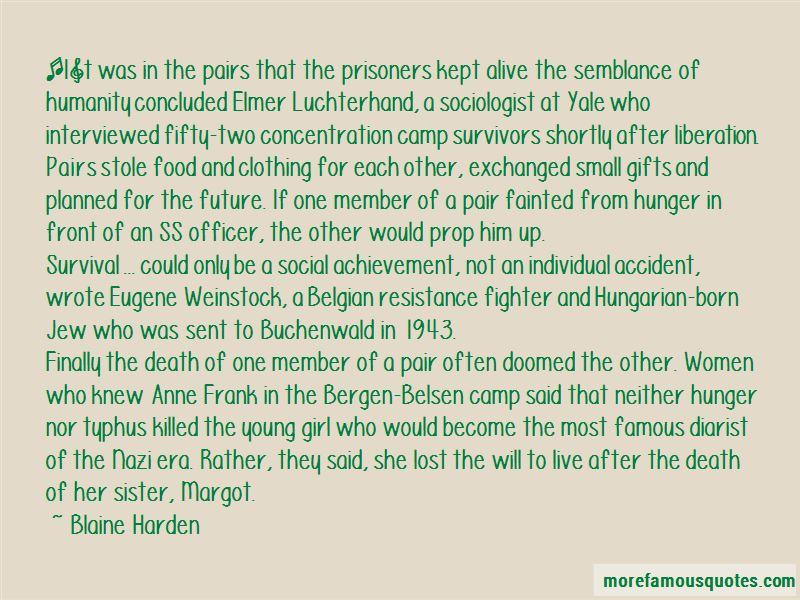 Famous Prisoners Quotes
