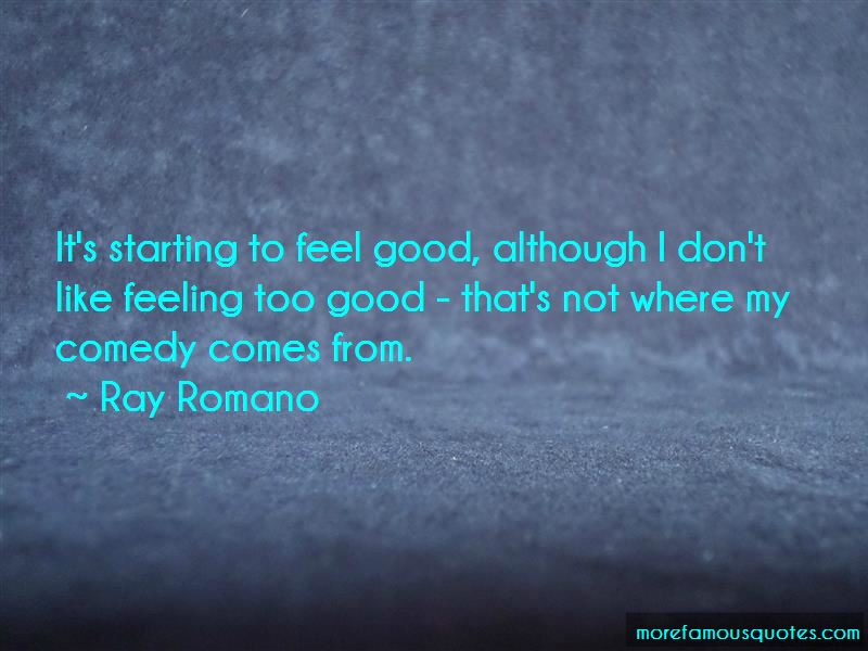 Feeling Too Good Quotes Pictures 2