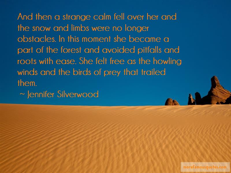Felt Avoided Quotes Pictures 2