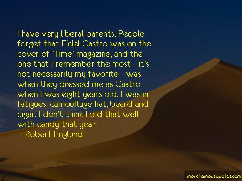 Fidel Castro Cigar Quotes