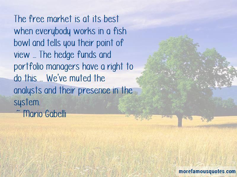 Fish Bowl Quotes