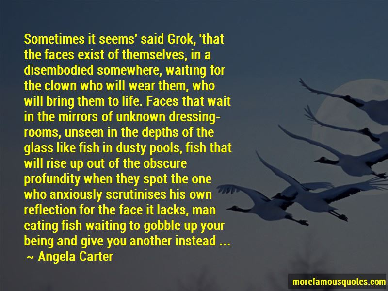 Fish Face Quotes Pictures 4