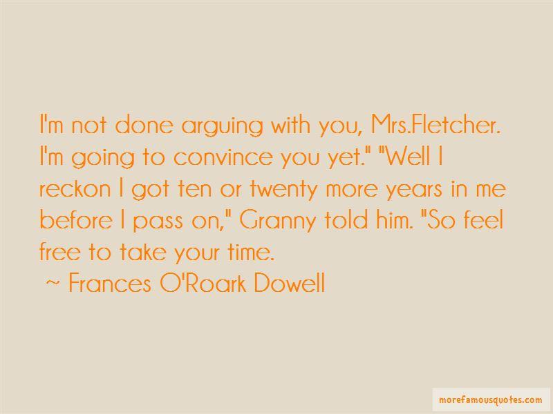 Fletcher Quotes