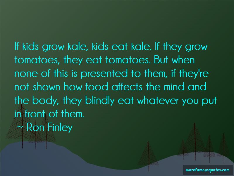 Food Tomatoes Quotes