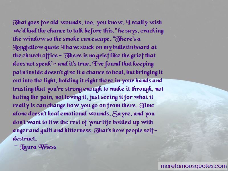 Give Me A Chance With You Quotes