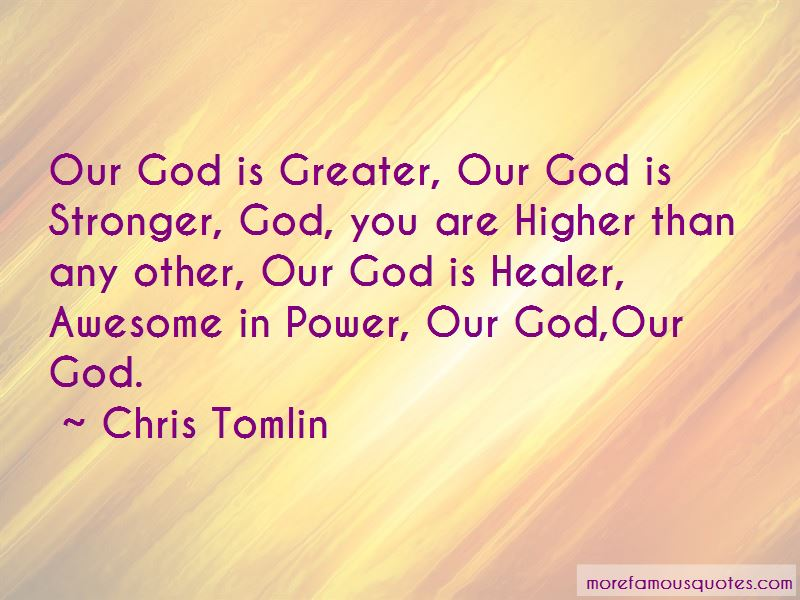 God Is Greater Quotes Pictures 4