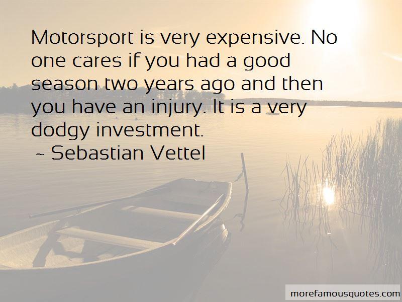 Good Motorsport Quotes