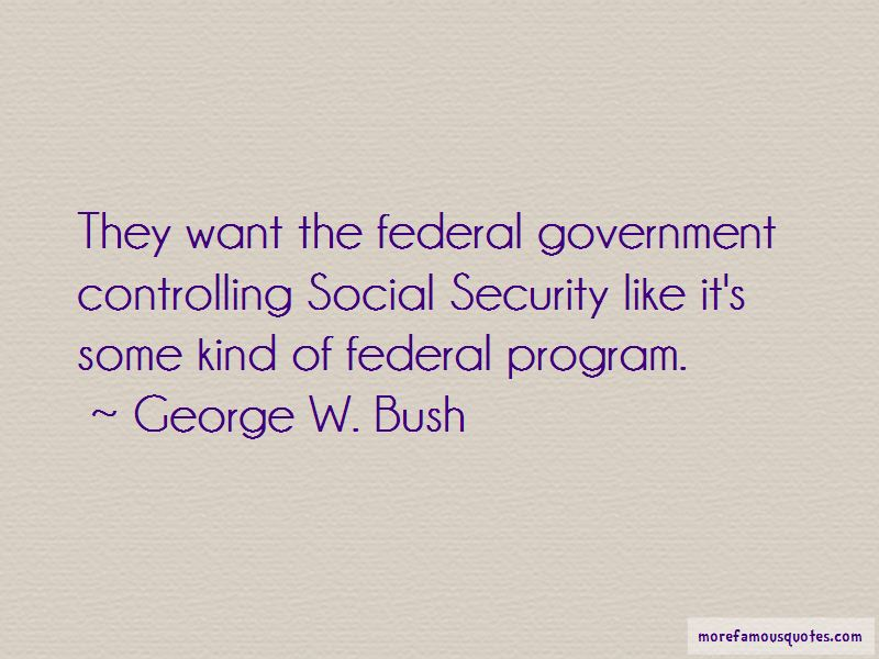 Government Controlling Quotes