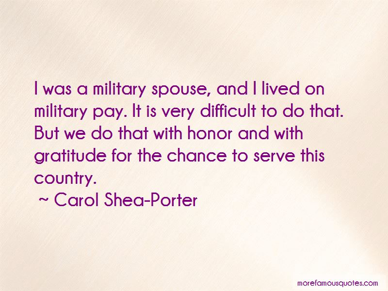 Gratitude For Military Quotes Pictures 4