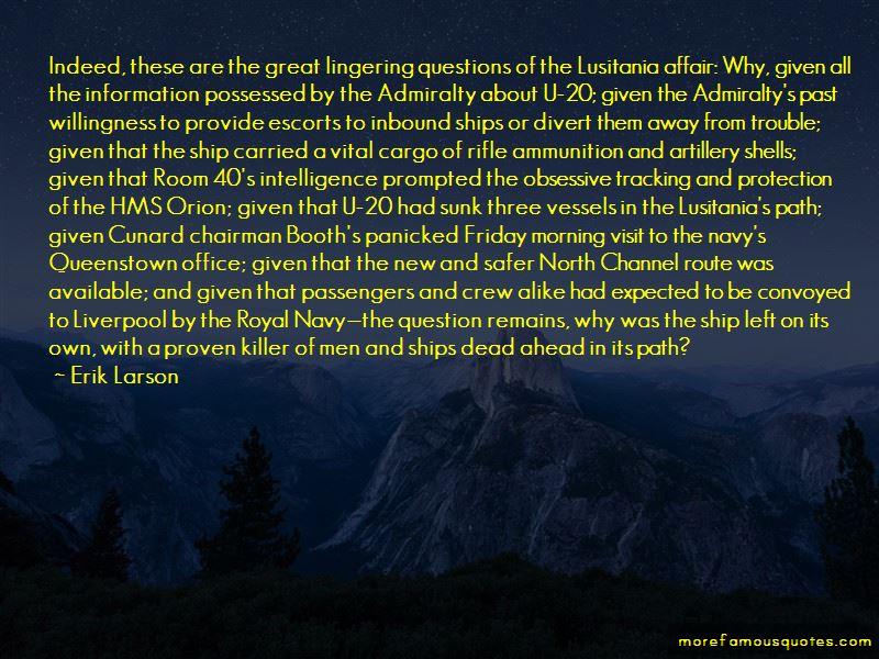 Great Royal Navy Quotes