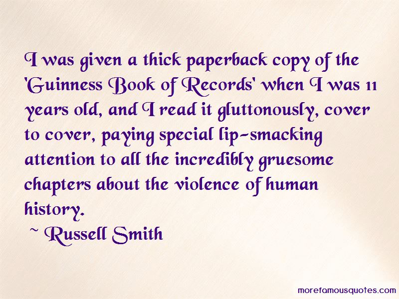 Gruesome Book Quotes