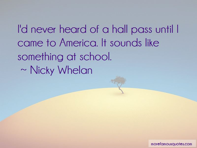 Hall Pass Quotes Pictures 3