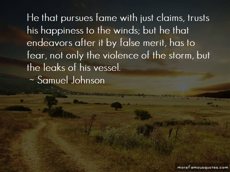 Happiness After The Storm Quotes