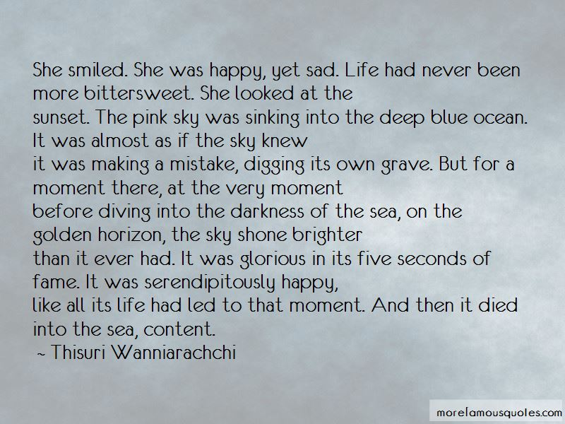 Happy Moment Of Life Quotes