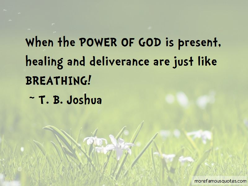Healing And Deliverance Quotes Pictures 2