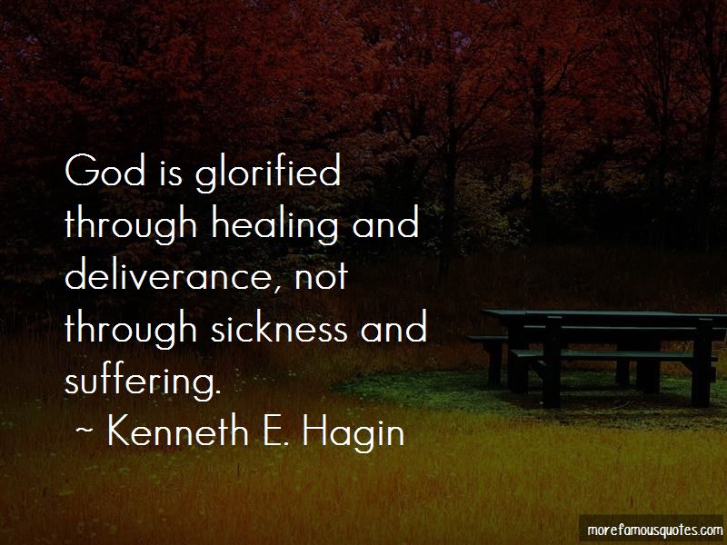 Healing And Deliverance Quotes Pictures 3