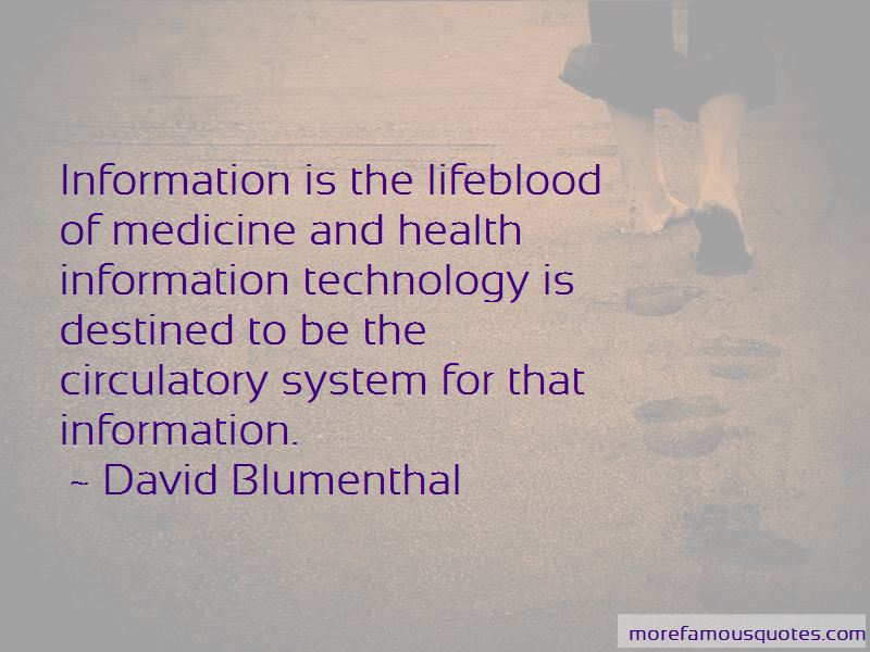 Health Information System Quotes