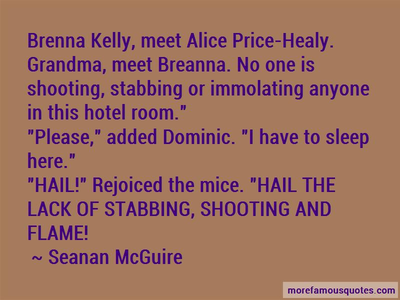 Healy Quotes