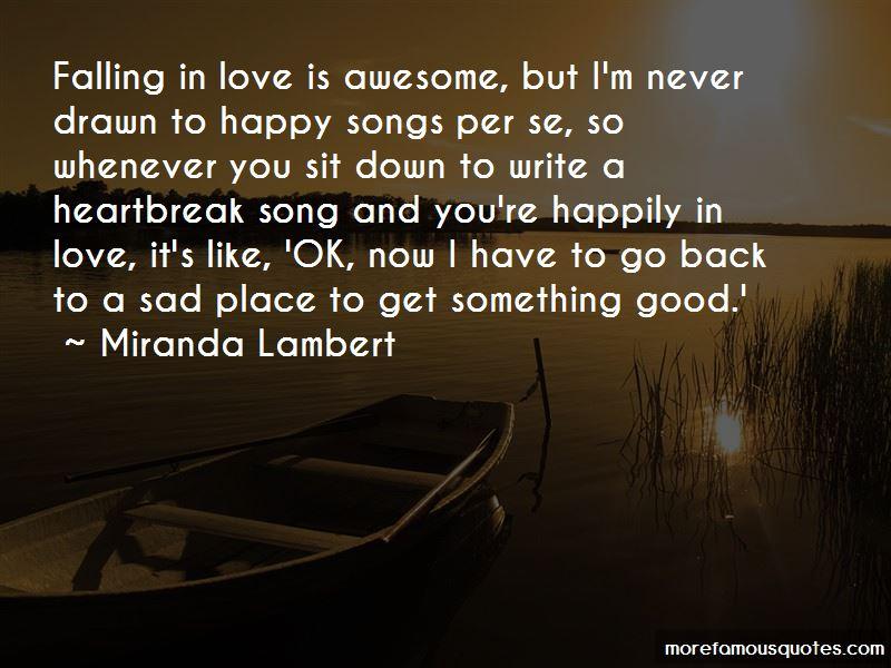 Heartbreak Song Quotes Pictures 2