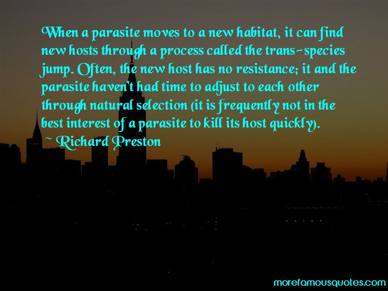 Host Parasite Quotes