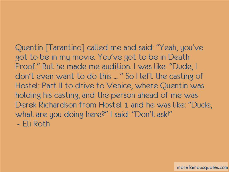 Hostel Part 2 Quotes Pictures 3