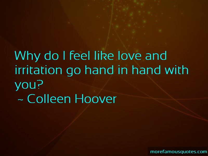 I Feel Like Love Quotes Pictures 2