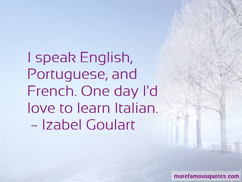 I Speak English Quotes Pictures 3