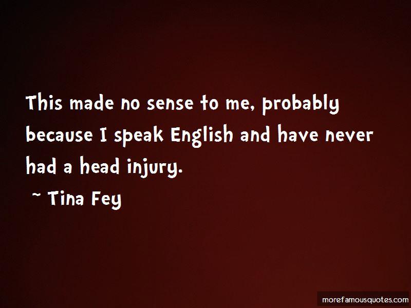 I Speak English Quotes Pictures 4