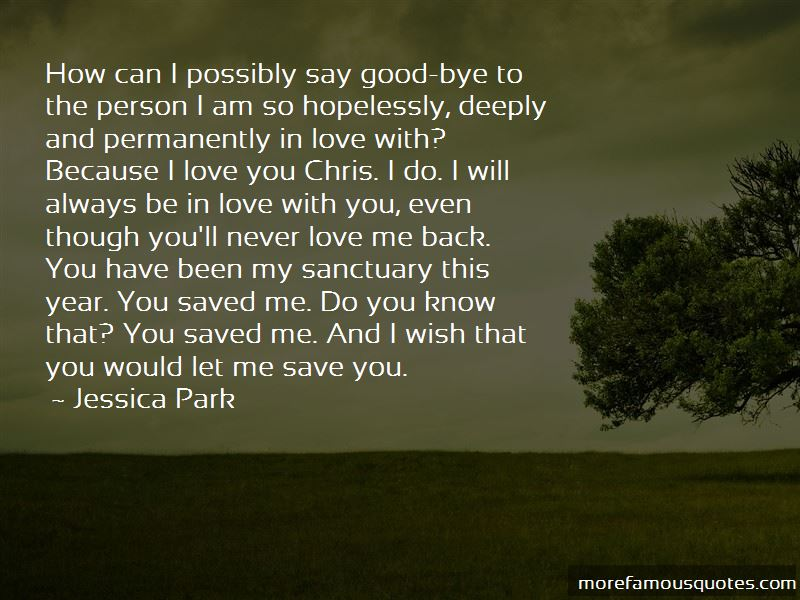 I'm Deeply In Love With You Quotes