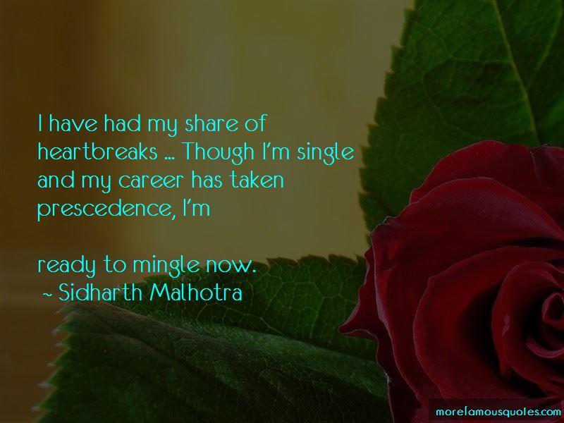 I'm Single Ready To Mingle Quotes