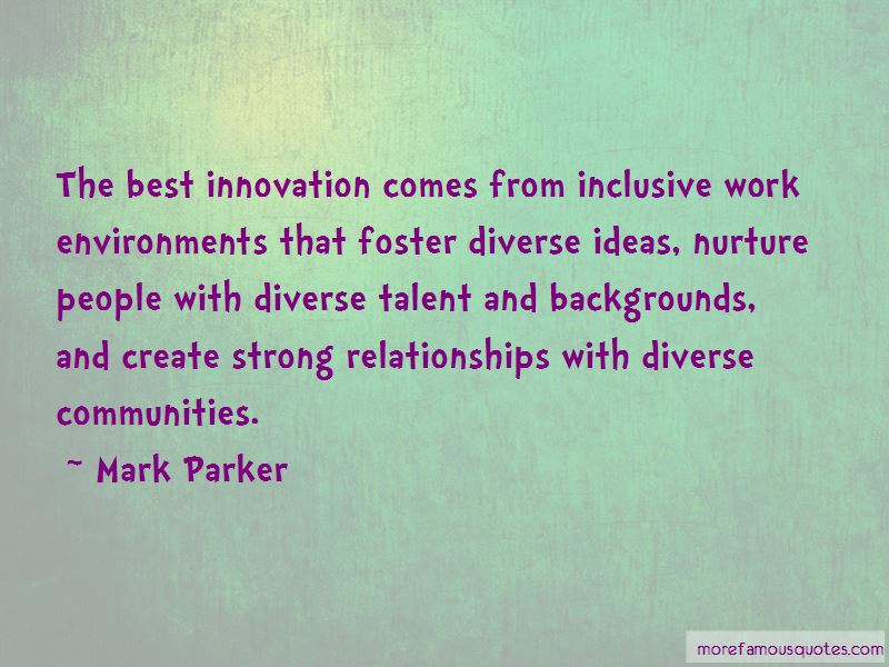 Inclusive Innovation Quotes