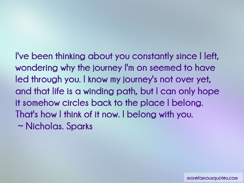 I've Been Thinking Quotes Pictures 4