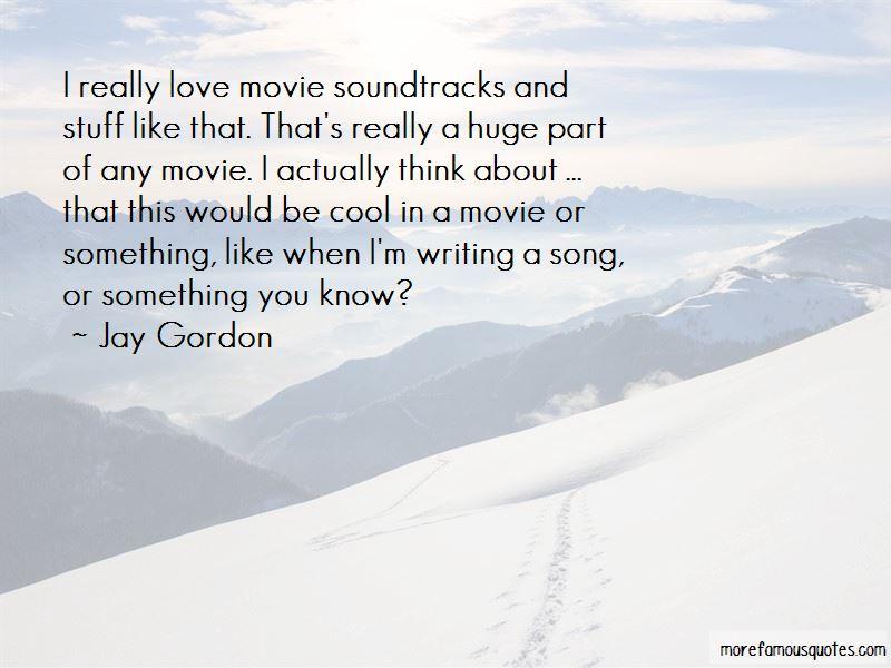 K On Movie Quotes