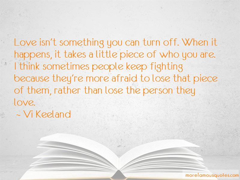 Keep Fighting Love Quotes Pictures 2